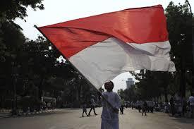 Muslim Flag Indonesia Tells Undp Not To Finance Lgbt Community Programmes In