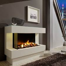 kamine design electric fireplace insert effect concept nr 4 l kamin