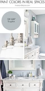 For The Bathroom Sherwin Williams Paint Color Home Tour Nature Inspired Neutrals Maison De Pax