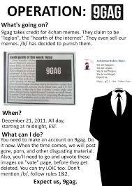 Know Your Meme 9gag - operation 9gag 9gag know your meme