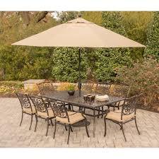 outdoor 11 foot rectangular patio umbrella market umbrella