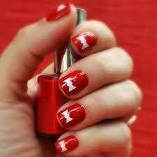 101 splendid red nail art designs to say
