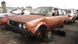 1980 toyota corolla for sale 1980 toyota corolla station wagon junkyard find