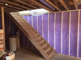 Basement Wall Insulation Options by How To Insulate A Basement Using Spray Foam