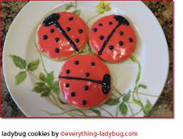 ladybug cookies everything ladybug the source for ladybug stuff