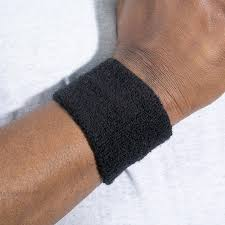 sweatbands for ergodyne chill its 6500 wrist sweatband black fullsource