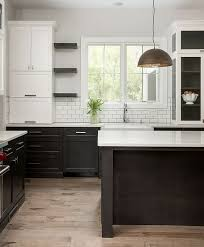 green lower white kitchen cabinets 6 two toned kitchen cabinets the combo you should try for
