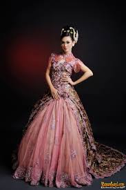 model baju kebaya muslim dapatkan model baju gaun batik pengantin dalam resolusi tinggi