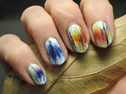 handpainted nail art break rules not nails page 4