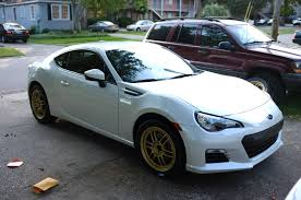 modified subaru brz subaru brz first look at modifications and track racing