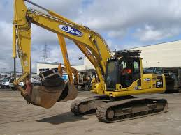 20 ton tracked excavator for hire in scotland