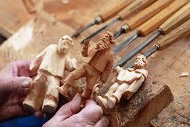 heinrich zwink photos photos oberammergau woodcarvers create