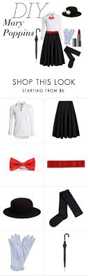 costume garã on mariage poppins costume by lizajayne liked on polyvore