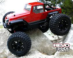 jeep rock crawler flex the revo rocks project 1 traxxas