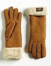 ugg gloves canada sale ugg shearling sheepskin turn cuff gloves