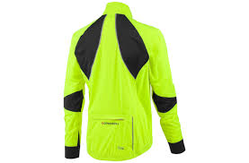 yellow waterproof cycling jacket louis garneau commit waterproof cycling jacket from evans cycles