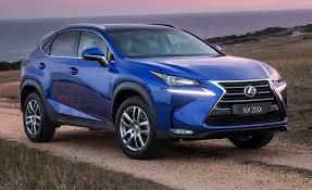 lexus suv hybrid cena 2015 lexus nx200t price and features for australia
