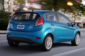 used 2016 ford fiesta hatchback pricing for sale edmunds