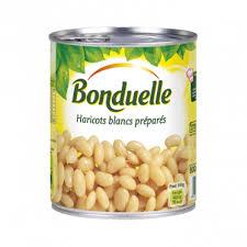 comment cuisiner les haricots blancs haricots blancs préparés les bons produits bonduelle