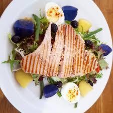 restaurant cuisine nicoise tuna nicoise picture of bonjour cafe restaurant st leonards