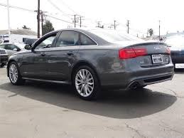 audi culver city audi a6 s line in california for sale used cars on buysellsearch