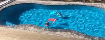 new great lakes in ground fiberglass pool by san juan san juan pools fiberglass pool guyz in lewisville san juan