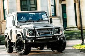 jeep land rover 2015 photos land rover defender 90 pick up kahn chelsea wide track 2016