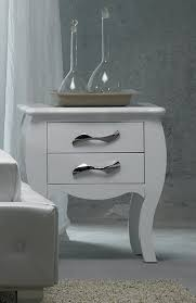 Small White Bedside Tables Bedroom Furniture White Oak Small Bedside Table With Drawer