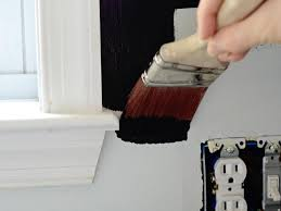 Painting Kitchen Backsplash How To Create A Chalkboard Kitchen Backsplash Hgtv