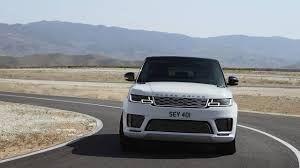 lifted range rover 2018 range rover sport debuts plug in hybrid more powerful svr