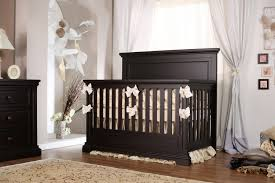 Cherry Convertible Crib Silva Furniture Jackson Convertible Crib Cherry N Cribs