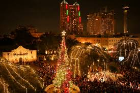 san antonio kicks the holidays with glowing lights river parade