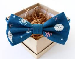 bow tie ornament etsy