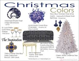 8 beautiful bejeweled color schemes for holiday home decorating