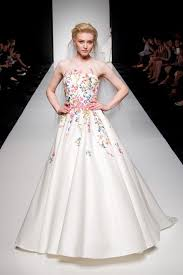 colorful wedding dresses the 25 best wedding dress ideas on styles of
