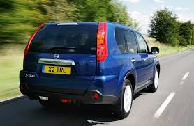 nissan qashqai honest john nissan x trail station wagon review 2007 2014 parkers