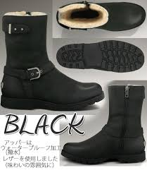 womens ugg motorcycle boots gmmstore rakuten global market sold out ugg sheepskin boots