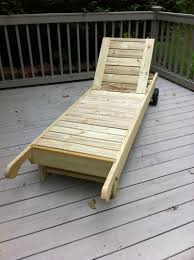 Diy Chaise Lounge Build Diy Chaise Lounge Chair Diy Pdf Outdoor Building Plans