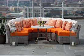 Small Sectional Patio Furniture - stretch your imagination with outdoor sectional seating summer