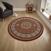 Circular Wool Rugs Uk Circular Rugs 150cm 5ft The Big Rug Store Buy Rugs Online For