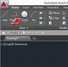 autocad tutorial autocad tutorial 06 circles in autocad