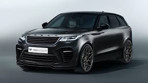 land rover rover range rover velar gets a subtle makeover by urban automotive