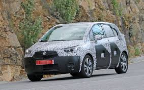 opel meriva 2016 spyshots all new opel meriva reveals crossover look and peugeot