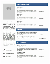 free professional resume templates microsoft word free resume template for word new 10 top free resume templates