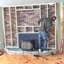 stone brick fireplace designs makeover veneer how ideas adding to