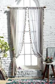 Boho Window Curtains Bohemian Style Window Treatments Boho Window Curtains Boho Window