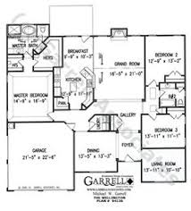 floor plans for 3 bedroom ranch homes designing house plans for 1950s 1960s america house plans
