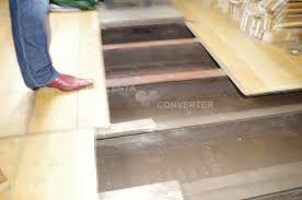 Laminate Flooring Converter Hull Inside
