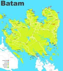 map batam batam maps indonesia maps of batam island