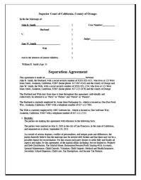 divorce settlement agreement letter uk example good resume
